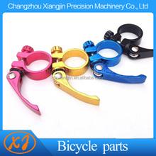 hot sale cnc aluminum alloy bicycle seat clamp