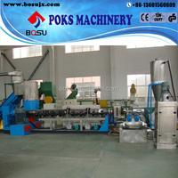 professional manufacture plastic film recycling granulator