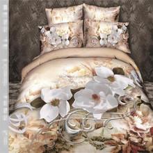 3 pcs 3d bed sheet ,100% premium cotton 3 pcs sheet set,bed sheets