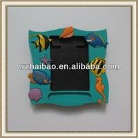 magnetic soft PVC photo frame