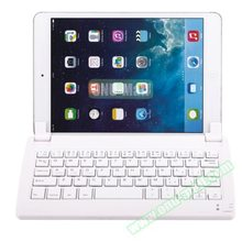 2015 Newest Magnetic Suction Pattern Ultrathin Bluetooth Keyboard for iPad Mini