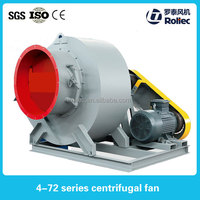 Industrial ventilation system 4-72 stainless steel exhaust smoke extractor fan