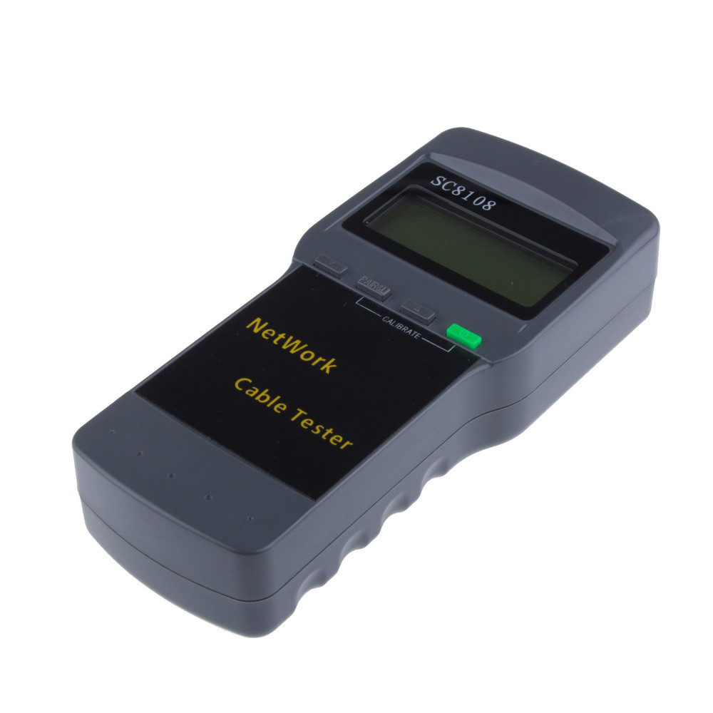 Network Cable Tester : Network cable tester sc manual gamegambling