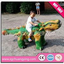 2.2m long outdoor dinosaur toy car