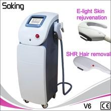 S máquina para depilación