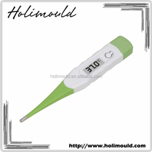 N 2016 Manufacture Company Custom Green digital thermometer with remote sensor