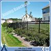 Powder coating 5ft height powder coated aluminum ornamental fence