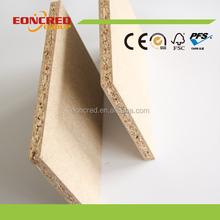 4x8ft E1 E2 Glue 18mm Melamine Face Chipboard White For Furniture