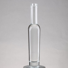 Extra White Flint Glass Empty Glass Wine Bottle 750ml Glass Vodka Bottle