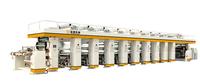 Machanical shaft Rotogravure Printing Machine