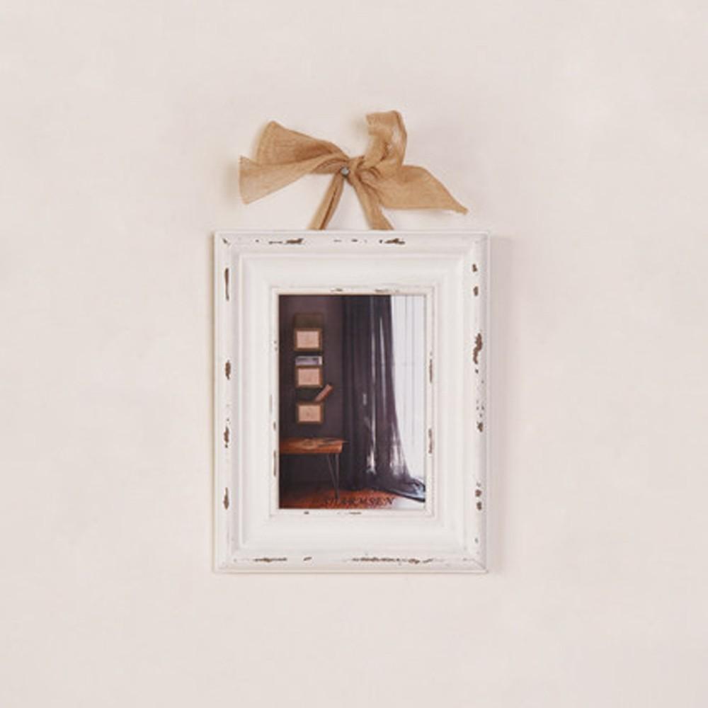 목회 빈티지 중간 크기의 나무 사진 프레임 벽 장식-액자 -상품 ID ...