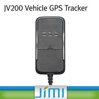 JIMI Hot Selling smart tracker gt06 with Cut-off Petrol/Power function