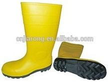 Over 9 years experience PVC rain boots/gumboots
