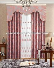 Drapery curtains and drapes