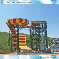Water Amusement Park with Fiberglass Water Park Rides(CHHT36)