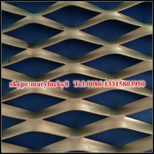 outdoor furniture expanded metal/Decorative expanded metal