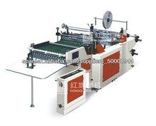 lateral automático de la máquina para fabricar bolsas de plástico de sellado