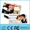 ultra thin credit card usb flash drive 4gb