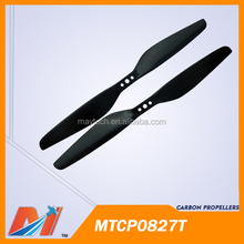 Maytech electric motor propeller 0827 for china quad copter