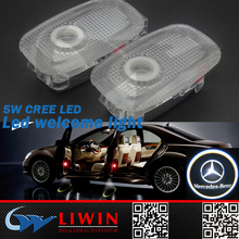 LW the hottest epistar chips led car chrome emblems epistar chips led car chrome badge chrome car flag badges for Mercedes auto