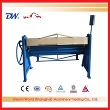 metal folder pan break , high quality cheap prices manual folding machine , metal folder pan break with ISO certifiacation