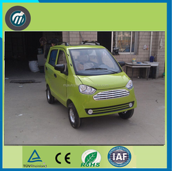 Electric car family electric tricycle electric tricycle with hydraulic