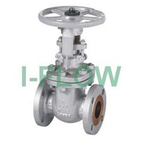 API 600 Class 125 water flange cast steel gate valve with OS&Y rising stem
