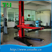 One post car lift, single post hoist with CE, ISO certification