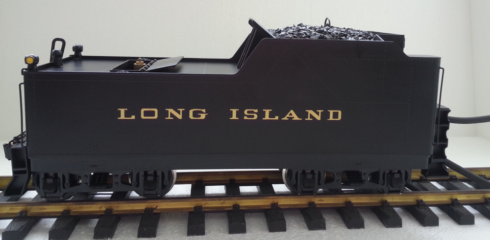 Pennsy g5 1 32 live steam locomoitve brass made view for Craft classes long island