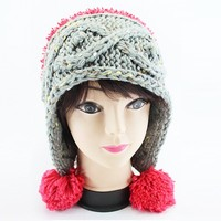 2015 Hot Wholesale China winter hat/design your own winter/ladies hats
