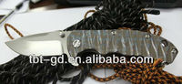 Shipping free Kizer Ki401B3 Folding Knife S35VN(Ti-Coated) Blade.