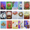 for ipad leather case for case ipad mini custom Christmas printed design tablet cover case china manufacturer 2015