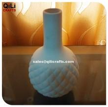Home decor art craft ceramic porcelain vase