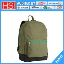 audited factory wholesale price saleable pvc school bag