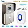 ATZ-DBV01P Full Duplex Audio Rain-proof Wireless Internet Video Doorphone with Inside Dingdong Chime
