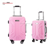 Colorful 100% pure PC/sky travel luggage bag/trolley bags original