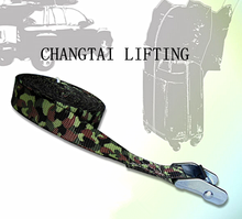 "1""military color tie down /lashing strap/buckle strap/ buckle belt"