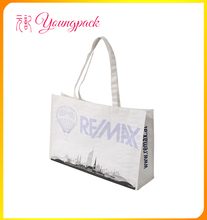 Factory OEM High Quality PP Woven Tote Shopping Bags