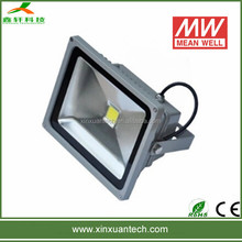 high lumen flood light 50w outdoor ip65 waterproof fixture housing