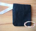 Fábrica bolso de la joyería de cordón de algodón de impresión