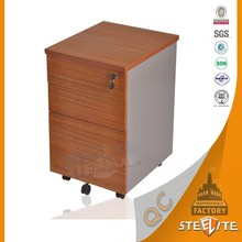 STEELITE KD Sturcture Dampproof Movable Mini Metal File Cabinet Under The Desk