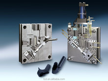 Design and process service air ejector cheap plastic injection mould making