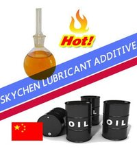 Air compressor oil additive package