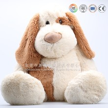 ICTI plush toys factory supply large bulldog stuffed animals