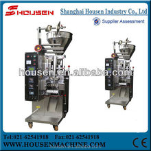 2015 factory price high speed automatic yoghurt packaging machine with CE