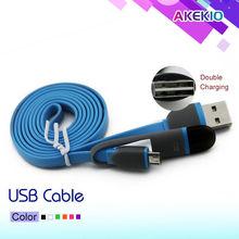 Free sample !! Fashional white micro usb data cable,mini usb cable,usb cable