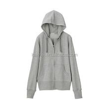 2015 Hotting Selling custom unisex grey pullover hoodies wholesale /new design fleece sweatshirt pullover