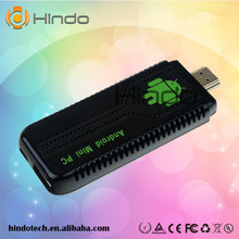 android wifi dongle tv box hd, mini case pc, ug007ii rk3066 android 4.2 mini pc