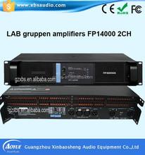 2400WX2CH FP14000 rf módulo amplificador de potencia para altavoz subwoofer