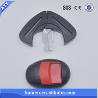 Top quality plastic seat safety belt buckle for baby strollers